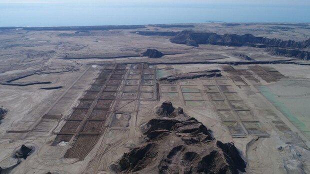 تمام فعالیت ها و عملیات اجرایی در محدوده ژئو پارک قشم متوقف شد