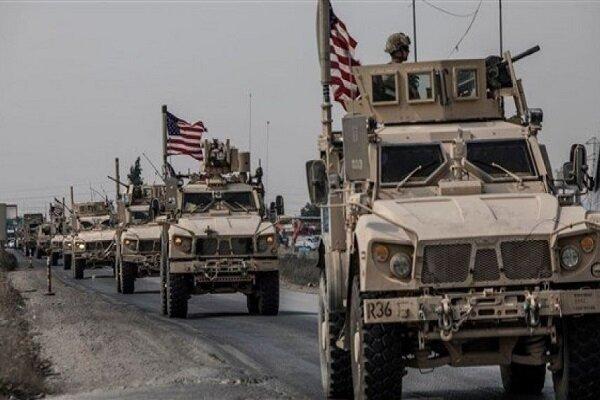 """القوات الأمريكية تنقل 40 إرهابيا من """"داعش""""من شرق الحسكة إلي مدينة الشدادي"""