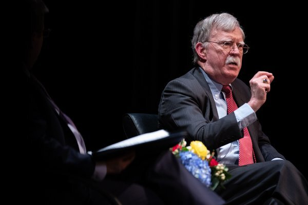 Trump's 'foolishness' on snapback to bite back US: Bolton