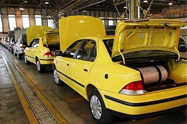 گازسوز کردن رایگان تاکسی، وانت بار و تاکسی های اینترنتی شروع شد