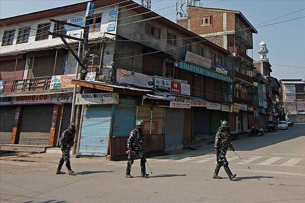 Hindistan Keşmir'de güvenlik önlemlerini artırıldı