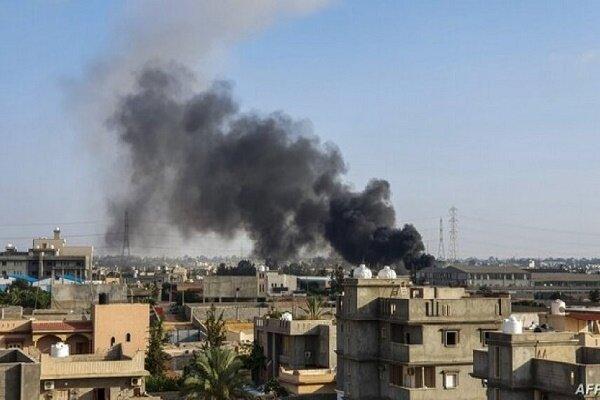 حمله خمپارهای نیروهای «حفتر» به بندر طرابلس/ ۳ کشته و ۵ زخمی