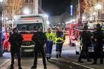 Almanya'da ırkçı katliam: 9 ölü