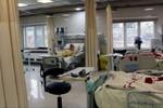 وضعیت عادی بیمارستان کامکار قم