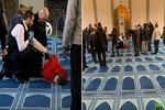 الشرطة البريطانية: طعن رجل في مسجد بشمال لندن