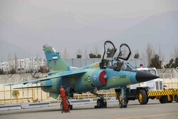 Delivering 8 overhauled military aircraft to Air Force