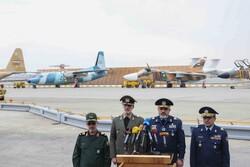 آٹھ جنگی طیارے تعمیر کے بعد ایرانی فضائیہ کے حوالے
