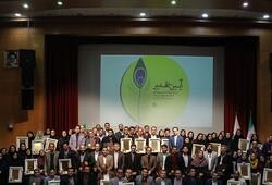 کانون پرورش فکری لاهیجان مرکز برتر کشور انتخاب شد