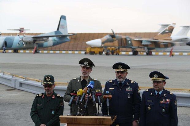 8 طائرات عسكرية إضافية تحت تصرف الجيد