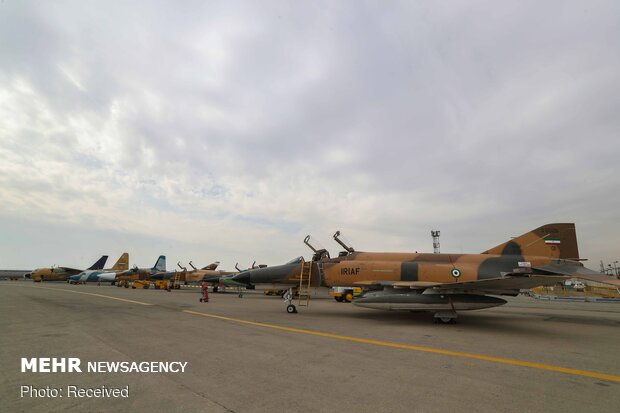 Delivering 8 overhauled military aircrafts to Air Force