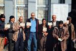شکوه حضور مردم رزن در انتخابات/دشمن ناامید شد