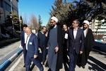 بازدید امام جمعه همدان از ستاد انتخابات استان