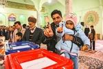 جشن ملی انتخابات ۹۸ - بجنورد