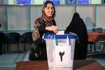 حضور گسترده مردم گرگان در ساعات پایانی انتخابات