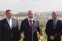 نتانیاهو: اجرای «معامله قرن» غیر قابل بازگشت است