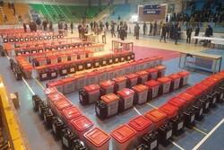 آماده سازی صندوقهای اخذ رای در استان همدان