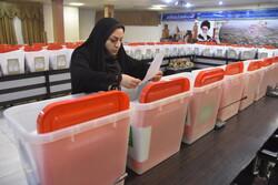 ۱۰۰۰ نفر از فرهنگیان دزفول در برگزاری انتخابات مشارکت دارند
