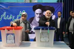 ایران میں انتخابات کا دن قومی جشن کا دن