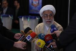 Ayatollah Jannati mocks US new sanctions on him