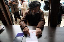 ادامه شمارش آراء در روستاها/اخذ رای در شهرهای کردستان ادامه دارد