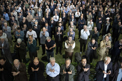 Friday prayers in Tehran to resume today