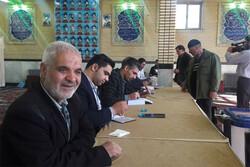 شرکت پرشور مردم شمال تهران در انتخابات