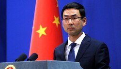 China spokesman