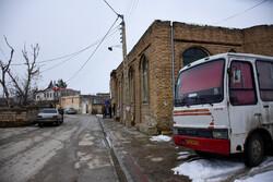روستای ۸۵۰ نفری «تُکّه» نهاوند در قرنطینه خود خواسته اهالی