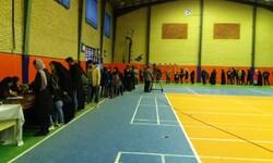 حضور پرشور مردم کرمانشاه در پای صندوقهای رای