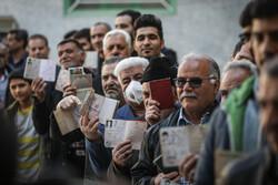 زمان اخذ رای در استان فارس تا ساعت ۲۲ تمدید شد