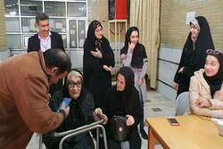 ۱۰۰۰ نیروی اجرایی در فردوس انتخابات مجلس یازدهم را برگزار کردند