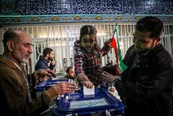 مشاركة شعبية واسعة في الانتخابات التشريعية بطهران