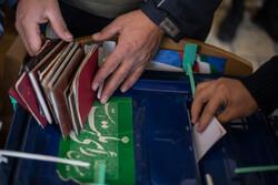 پایان اخذ رای اقلیت های دینی در تهران