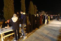 اصفہان میں ووٹنگ کی آخری ساعات