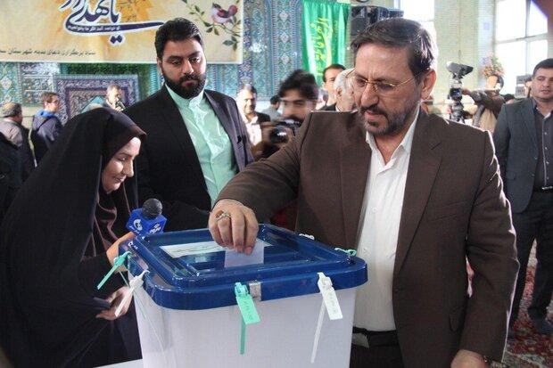 حماسه حضور مردم استان سمنان/ سرنوشت خانه ملت در پای صندوقهای رأی