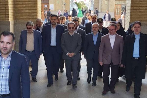 ۵۰۰ هزار نفر تاکنون در استان تهران رأی دادند