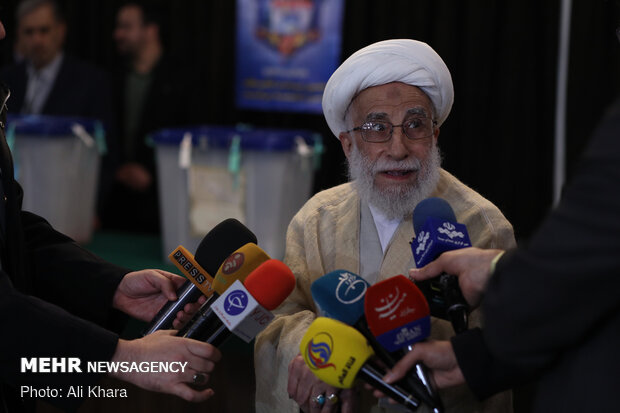 Ayatollah Jannati mocks US new sanctions on him