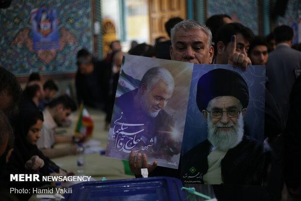 رویترز انتخابات مجلس در ایران را به منزله رفراندوم توصیف کرد