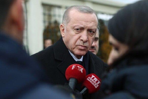 حمله شدید اللحن مقام سعودی به اردوغان