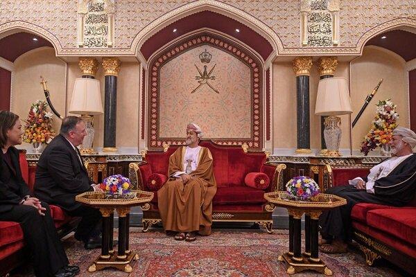 بومبيو في مسقط للقاء السلطان هيثم بن طارق