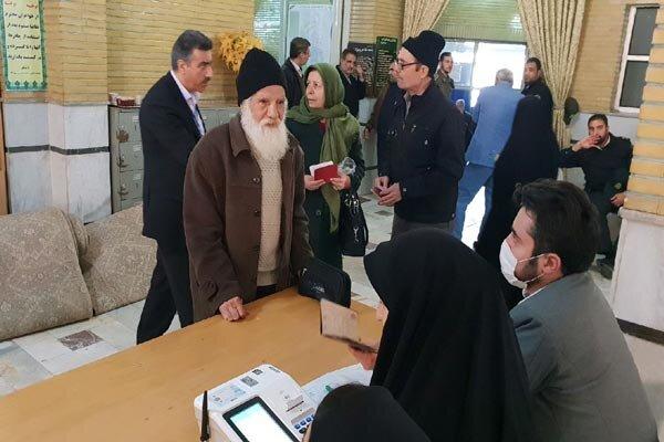 انتخابات تا ساعت ۲۱ در استان قزوین تمدید شد