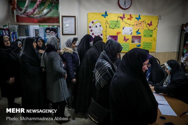 پایان اخذ رای در ۳ حوزه انتخابیه استان فارس