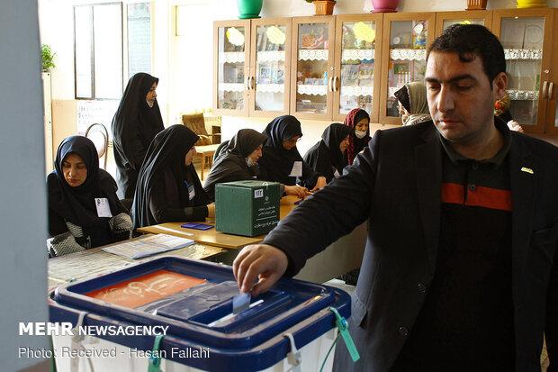 جشن ملی انتخابات ۹۸- اردبیل