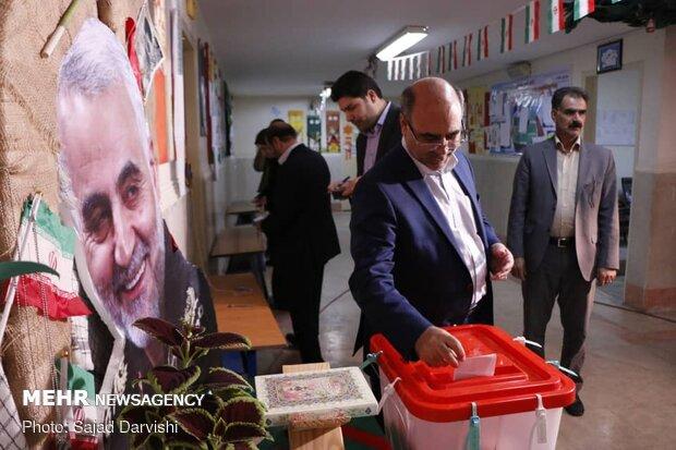 جشن ملی انتخابات ۹۸- خرم آباد
