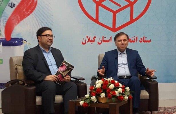 اعلام نتایج نهایی ۱۰ حوزه انتخابیه گیلان تا ظهر فردا