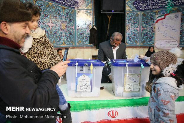İran'da 15 eyalette seçim sonuçları netleşti