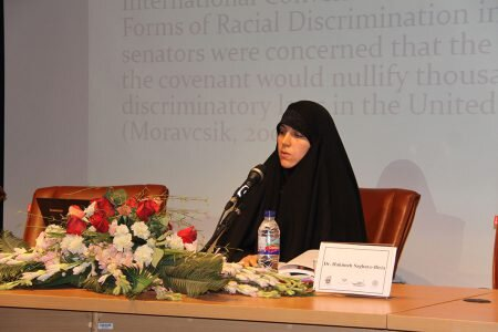 Prof on women's rights, Iran-U.S. tensions and Majlis elections