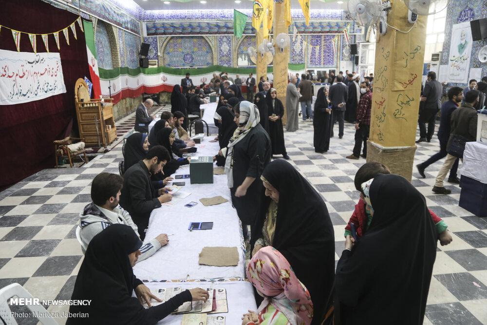 استقبال خوبی از کاندیدای زن در شهرهای بزرگ خوزستان نشد