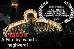 'Tasoa' goes to MICE filmfest. in Spain