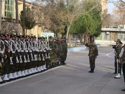 اللواء موسوي يزور مقر الطيران في كرمان